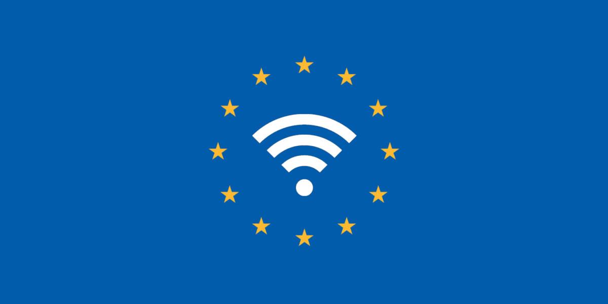 WiFi4EU, al via la rete Wi-Fi europea pubblica e gratuita
