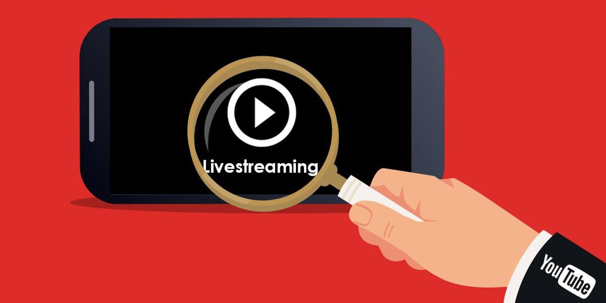 YouTube attiva le trasmissioni in diretta streaming